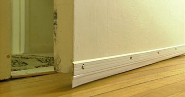 How To Install A Door Sweep Doors Door Sweep Bedroom Door Design
