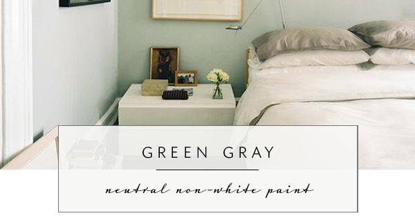 Our the coco kelley guide to the best neutral paint colors for Best neutral green paint