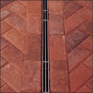 deck drains slot or trench drain