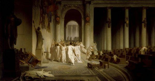 Julius Caesar's death Essay - 693 Words - studymode.com