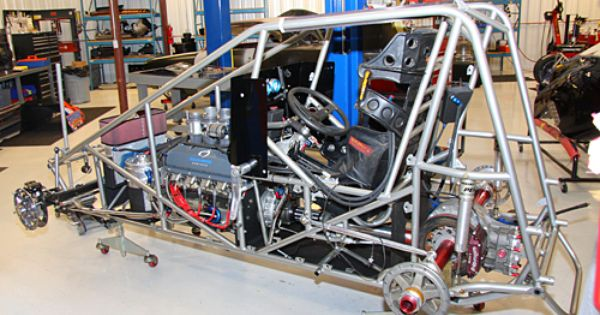 Sprint Car Chassis Supermodifieds And Sprint Cars