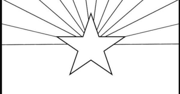 Arizona state flags coloring pages arizona state report for Arizona flag coloring page