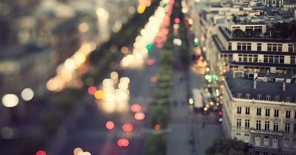 Fine Art Photography Blog of Irene Suchocki: Midnight in Paris Tilt Shift
