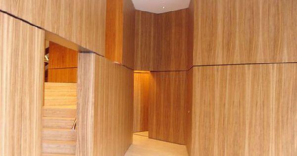 rev tement de sol mur en placage de bois pour int rieur parklex interni mat riaux finitions. Black Bedroom Furniture Sets. Home Design Ideas