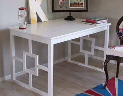 DIY Desk - IKEA Hacks - 16 Ingenious DIY Projects - Bob