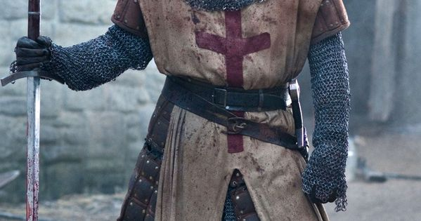 James Purefoy (Marshal - a Templar) in the movie Ironclad (2011)