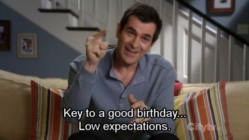 Your Expectations For Party Attendance Have Been Significantly Lowered Phil Dunphy Modern Family Phil Modern Family