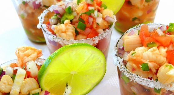 seafood appetizers - Google Search