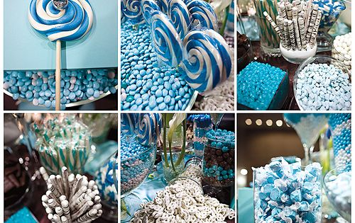 Candy buffet idea