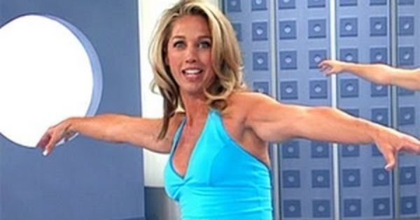 Denise Austin cardio warm-up! | Exercise videos online ...