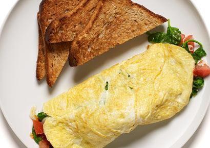 Breakfast ideas = fit foods