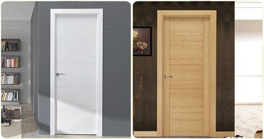 Pintar puertas placa blanca buscar con google dise os - Pintar puertas blancas ...
