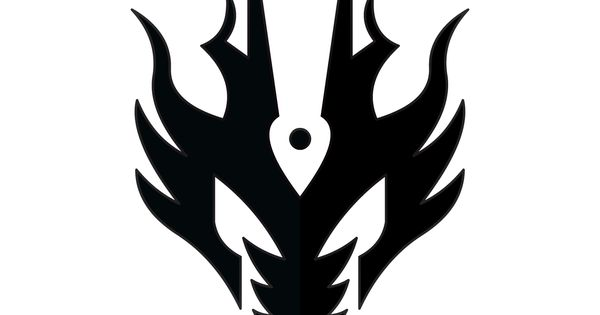Looking For Alaska Symbols: Dragon Rider Logo... Would Look Awesome On A Shield