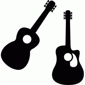 Silhouette Design Store Guitars Silhouette Design Music Silhouette Silhouette Online Store