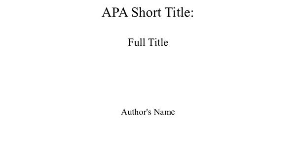 apa reference page online journal article