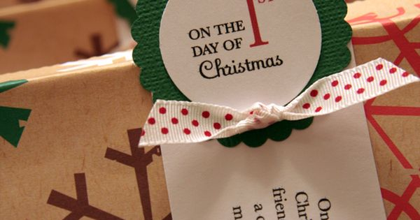 12 Gifts of Christmas! This would be the most thoughtful thing to