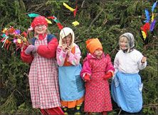 Culture Traditions Springtime Easter In Scandinavia With Images Seasonal Celebration Easter Spring Time