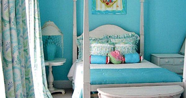 Chambre ado fille bleu turquoise 1 chambre ado fille bleu turquoise chambre a - Chambre ado fille bleu ...