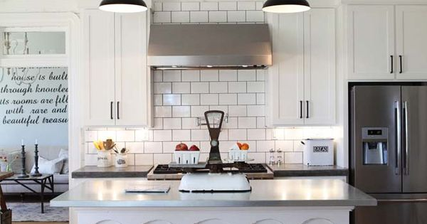 Pictures Of Small Kitchen Design Ideas From Hgtv: Magnolia Farms Kitchen Designs