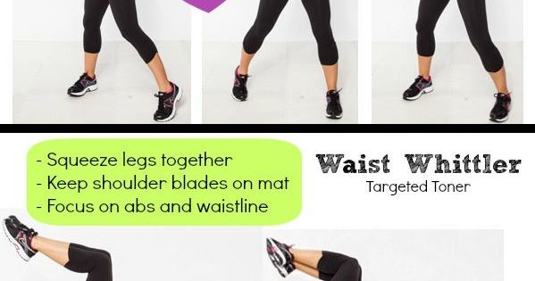 how to get rid of waist fat