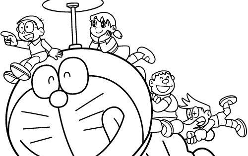 ภาพระบายส โดราเอม อนสำหร บเด ก Doraemon สน บสน นคนไทยให ร กการอ าน ดาวน โหลดการ Cartoon Coloring Pages Princess Coloring Pages Printables Doraemon Cartoon
