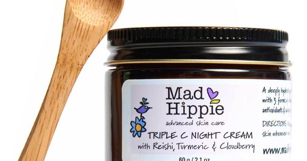 Get Cozy These Moisturizers Are Basically A Winter Coat For Your Face Mad Hippie Night Creams Winter Moisturizer