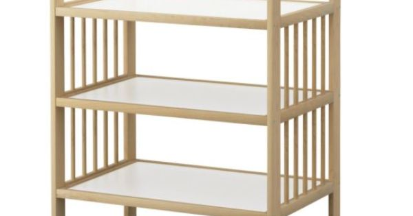 Ikea Gulliver Changing Table : Baydenu0026#39;s Nursery : Pinterest : Tables ...