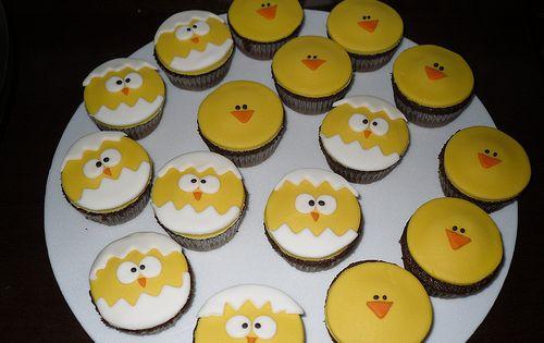 Marshmallow Strawberry Mousse likewise Eat Alice Wonderland Cupcakes as well  additionally Noveltycakes additionally Lemon Meringue Tartlets 3363133. on easter cupcakes