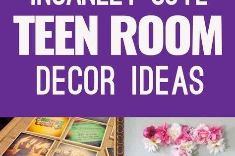 37 insanely cute teen bedroom ideas for diy decor