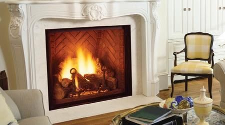 Marquis Khldv400ntscsb 44 Natural Gas Direct Vent Fireplace With