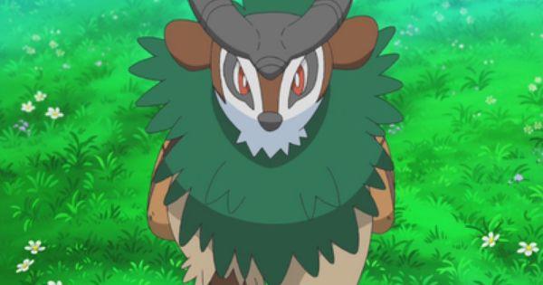 Bulbapedia Gogoat 673 Pokemon Anime Disney Characters