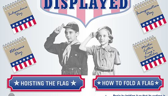 flagpole rules