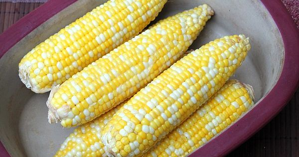 how to cook ears of corn