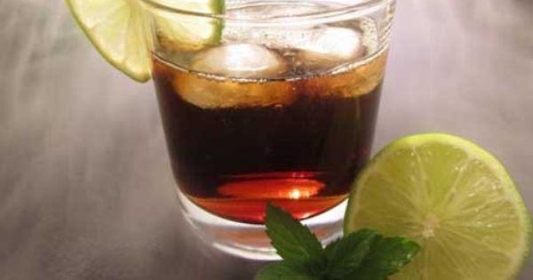 Cubanische Libelle Eliquid Der Klassische Longdrink Geschmack Von Cuba Libre Auf Rum Basis Mit Cola Und Einem Hauch Fri Longdrinks Cuba Libre Nikotin