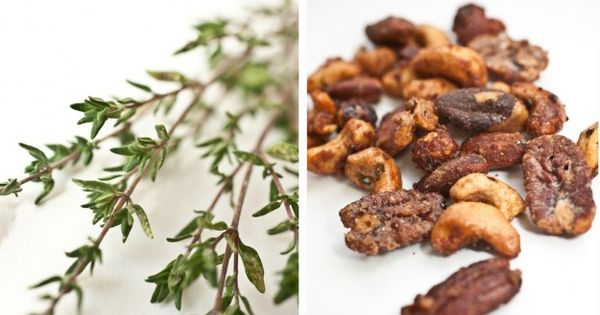 Spiced nuts, Sweet and Sweet and salty on Pinterest