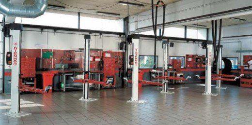 How to start an auto repair shop my dream auto repair for Mechanic shop flooring