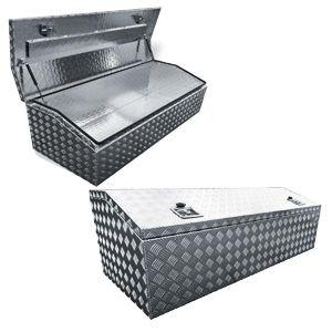 Aluminium Vehicle Storage Boxes Aluminium Truck Tool Boxes Hardware Truck Storage Box Truck Tools Tool Box