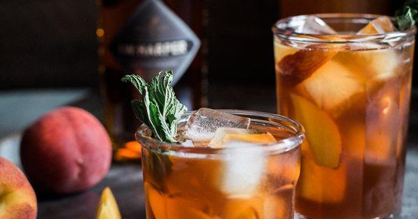 Peach Arnold Palmer with Bourbon | Recipe | Arnold Palmer, Bourbon and ...