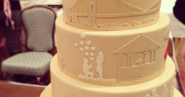 Tell Your Love Story With Your Cake: Pastrychik wedding cake designer Rheena