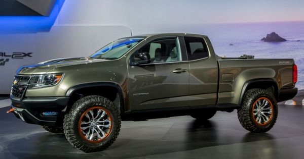 The power and torque to the 2017 Chevy Colorado ZR2 will ...