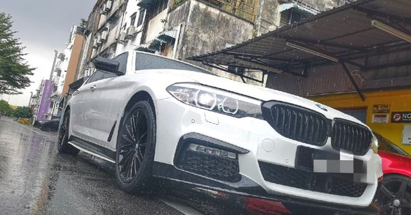 M Performance Body Kits Spoiler Kidney Grille Horch