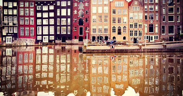 Amsterdam - wanderlust travel mountain beach flowers explore adventure photography nature fashion