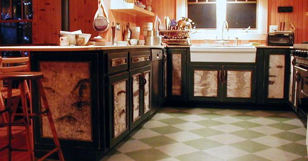 Rustic Kitchen Tiny Kitchens And Baths Pinterest Kitchens