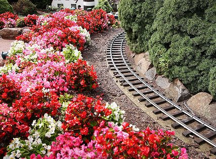 Canberra, Australia WOW what a fab thing to do wit your railroad