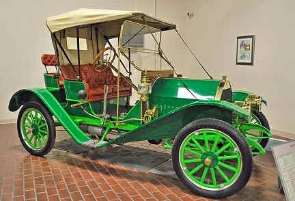 1909 Hudson Runabout Hudson Motor Car Co Detroit Mi Vintage Cars Motor Car Old Classic Cars