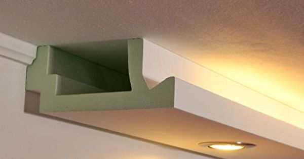 stuckleisten, lichtprofile für indirekte led beleuchtung wdml-200a, Deko ideen