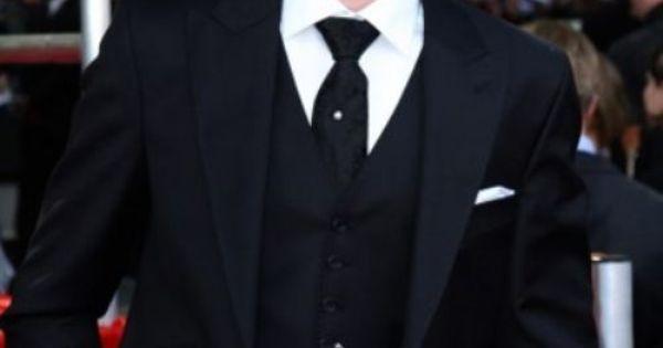 matthew lewis rockin' the three piece suit