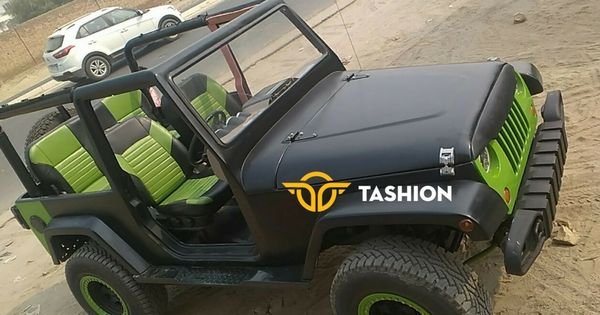 Www Tashion In Modified Jeep In India Openjeep Open Modified Jeep