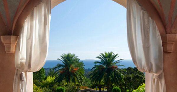 Montecito california just exterieurs jardins terrasses - Maison rustique luxe montecito grant ...