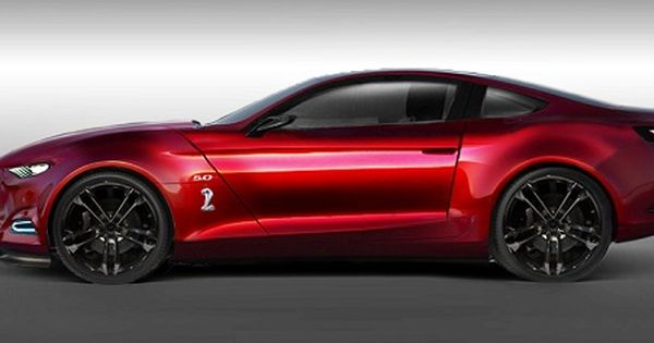 2016 ford mustang shelby gt500 concept and release date. Black Bedroom Furniture Sets. Home Design Ideas